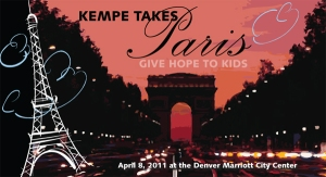 Kempe Takes Paris Gala 2011