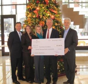 Kempe Foundation and Four Seasons Denver