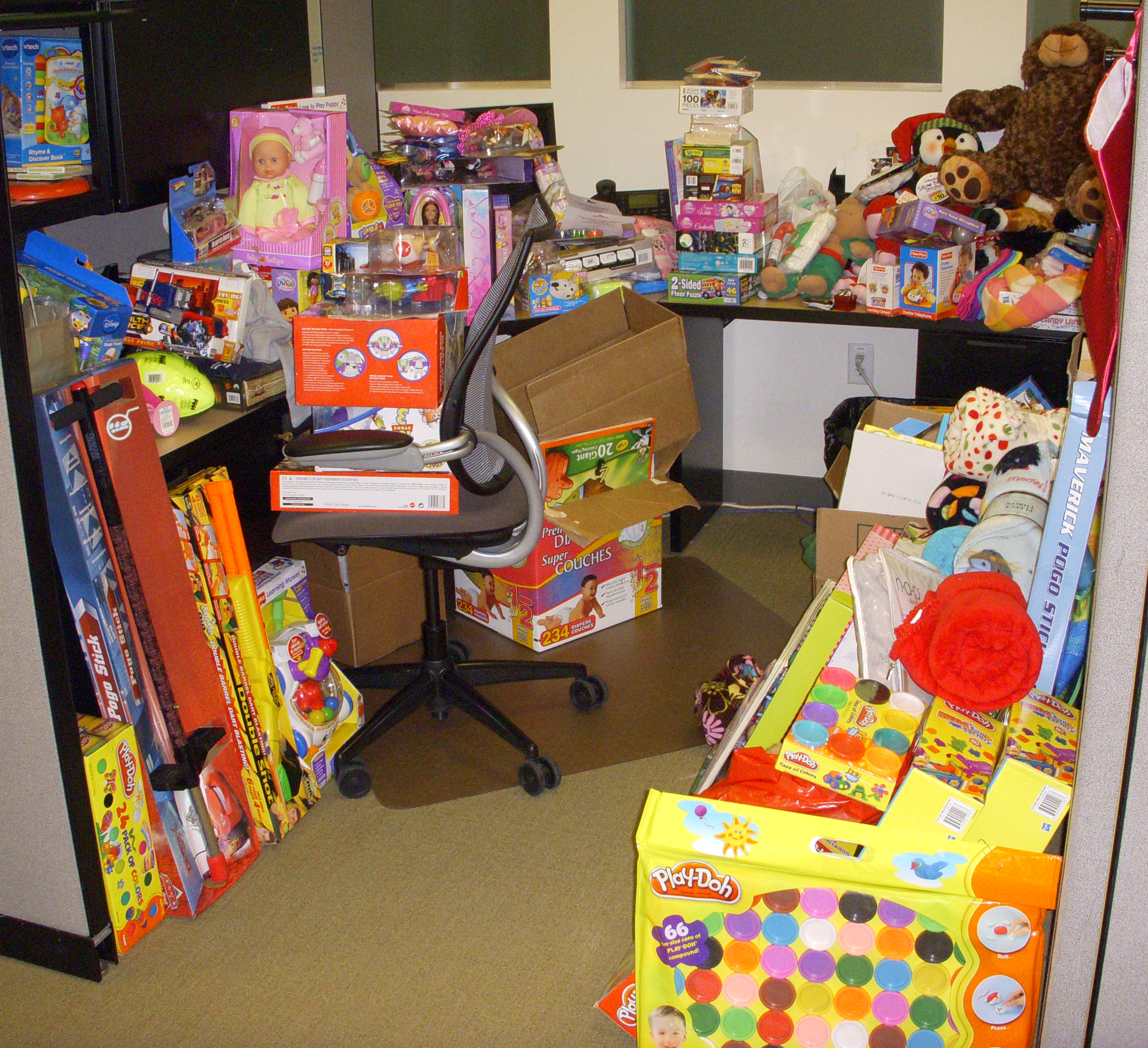 Donating Christmas Gifts: Thank You For Donating Gifts To Kempe This Holiday Season