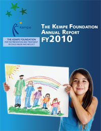 Kempe Foundation Annual Report FY10