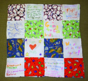FHF Sample Quilt
